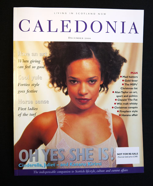 Caley Cinderella
